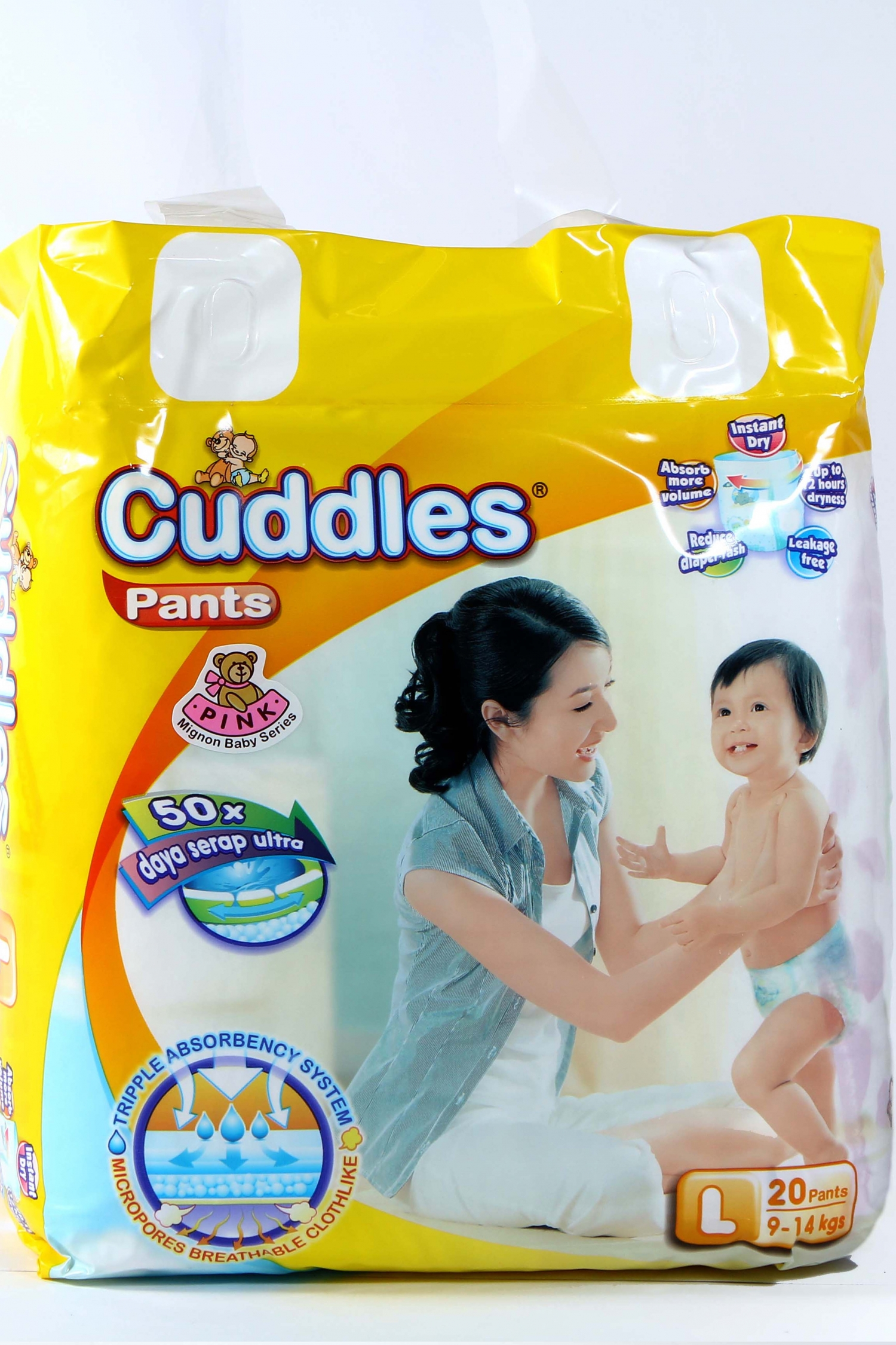 Cuddles diapers